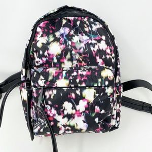French Connection Perry Backpack Hazy Floral City